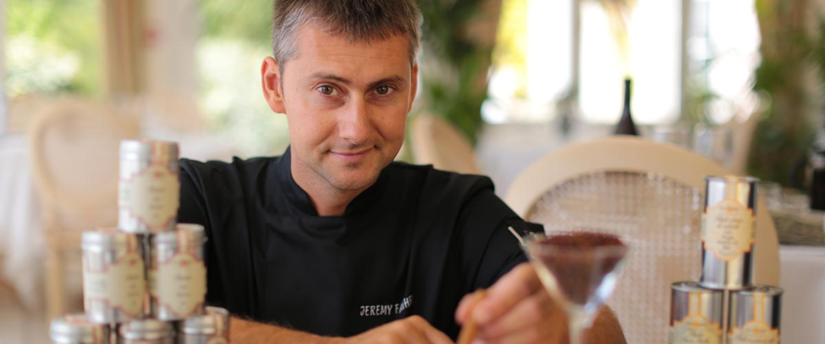 chef le Fleuray loire valley jeremy faghel
